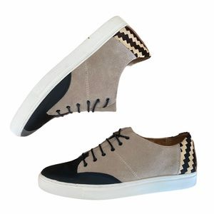 Thorocraft Cooper Custom Made Leather Sneakers